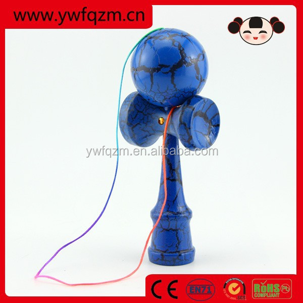 High quality factory direct sell japanese traditional kendama wooden toys