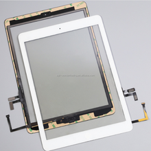 Best quality for ipad air display touch screen digitizer with home button