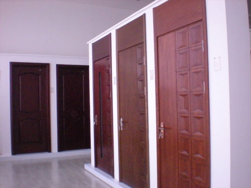 Solid Wood Door, best quality from Luli Group of China