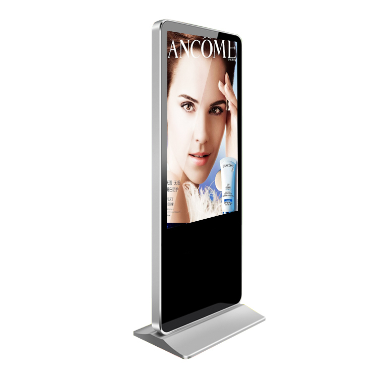 "Custom Kiosk Totem, 32"" 42"" 46"" 55"" Inch Floor Standing Android Wireless Wifi Lcd Digital Signage"