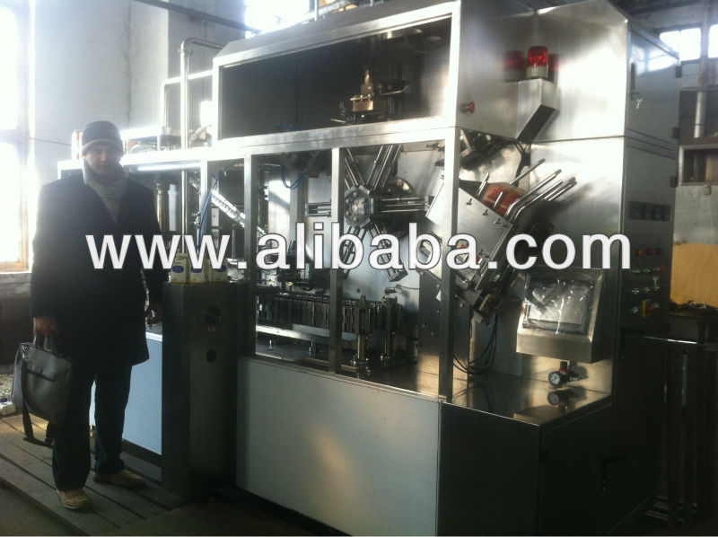 Gable Top Milk Filling Machine