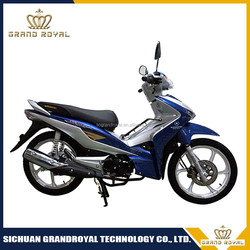 New design four stroke Cub-type Motorbike EFI-3