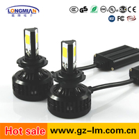 Led Car Head Lamp Head Light Auto Car Head Lamp
