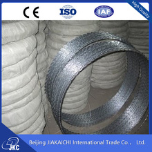 Hebei factory price silver pearl wire roll