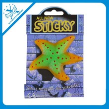 TPR mini sticky hands toy for children cool novelty products
