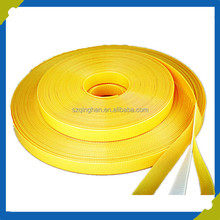 Strong Flexible PVC /TPU Coated Polyester Webbing