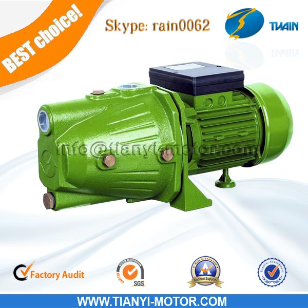 JET 100 Self-priming electric pump jet 1 hp water pump price in China