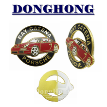 wholesale custom ABS car brand sticker emblems