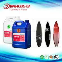 Top Level Epoxy AB Resin For Hot Sell Surfboard Resin Glue