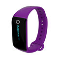 Fitness Activity Tracker Bluetooth Tracker Slim Smart Bracelet Manual