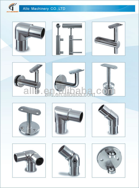 adjustable pipe joint fittings for railing system flexible rubber pipe elbow