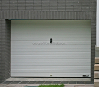 FINGER PROTECT DOUBLE TRACK HIGH QUALITY remote control garage door