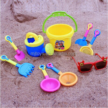 Hot sale summer toys mini sand castle molds toy kids sand beach toy