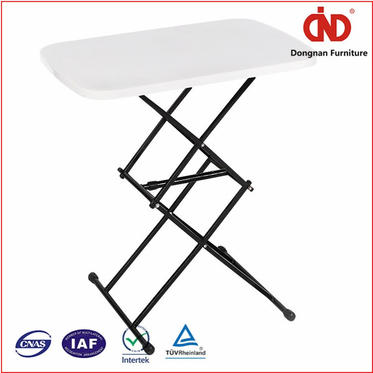 No Harming To The Environment aluminum folding picnic table with umbrella