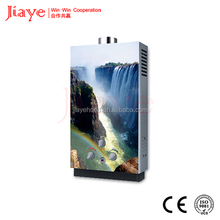 Flue Type Natural Low Pressure Tankless Gas Water Heater JY-GGW005
