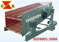 First-rate high efficiency SZZ series self-centering vibrating screen with ISO 9001 Certificate