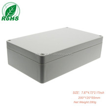 Waterproof plastic enclosure IP68/ ABS plastic enclosure box