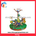 Amusement playground Funny Rabbit robin theme park rides equipment kids ride swinging chair