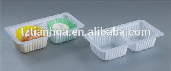 Low price hotsell fruit food container packing tray