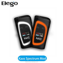 Newest Design Sigelei Kaos Spectrum Mod 230W in Stock Wholesale with Best Price