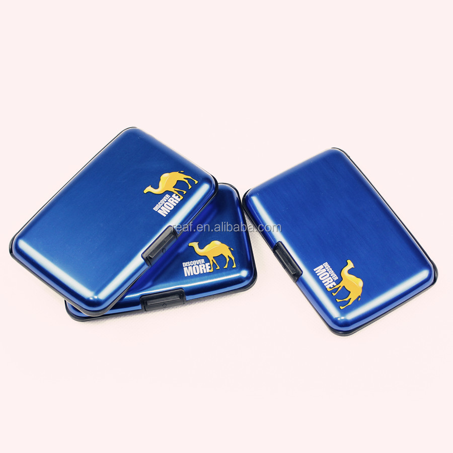 Factory direct wholesaler aluminium <strong>wallet</strong>,RFID blocking card holder <strong>wallet</strong>