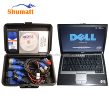 Newest Nexiq 125032 Usb Link with Multi Software and Cables Usb Link Truck Diagnostic Tool Scanner