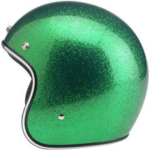 3/4 open face retro helmet for motorcycle