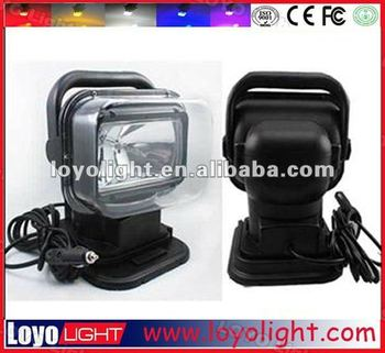 35w 55w HID search remote light/HID xenon work light/offroad 12v 24v