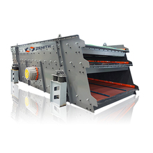 carbon steel vibrating screen, vibrating sieve machine in China sale
