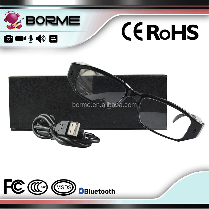 Spy Mini Hidden Camera Sunglasses HD720p Video Recording and voice recorder