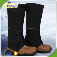 Quality Assured Surfing Waterproof Outdoor Hiking Walking leather Gaiter