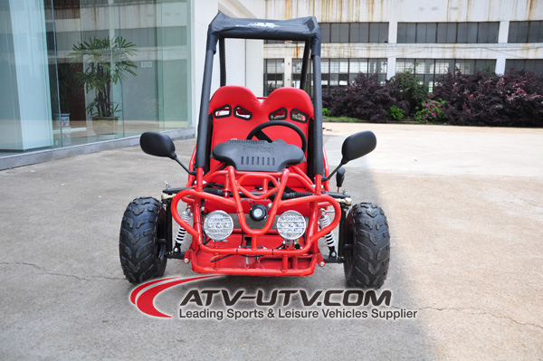 110cc 4 stroke dune buggy two seat go kart