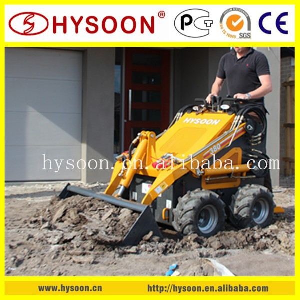 Multifunctional small road construction machinery
