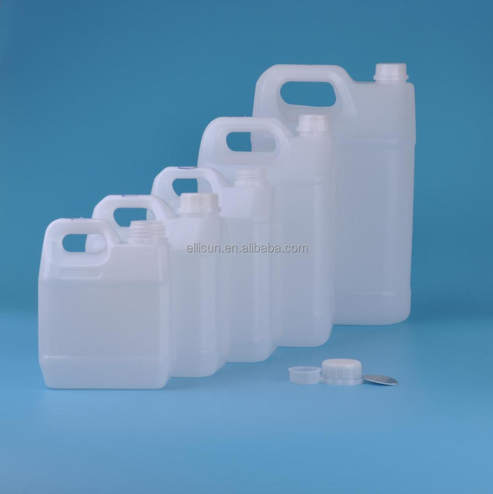 Plastic barrel customize manufacture 20l hdpe material plastic jerry cans
