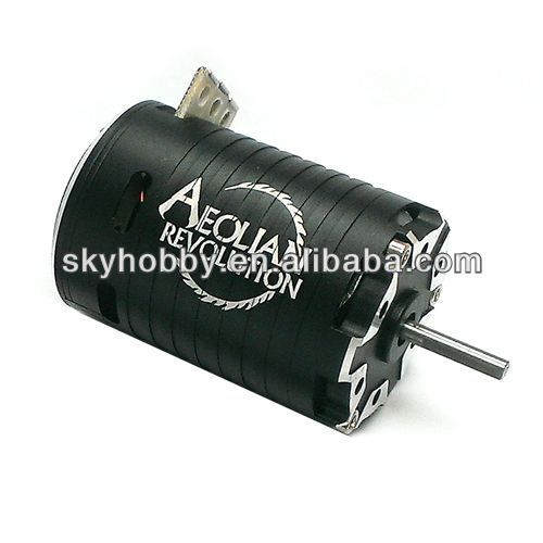 AEOLIAN REVOLUTION 17.5T sensor brushless Inrunner motor for 1/10 On road car