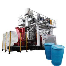 China production automatic 220L Plastic Hdpe Water Tank Bucket Drum Blow Molding Making Machine