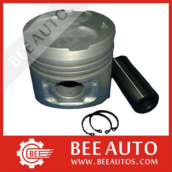 Mitsubishi 4 Cylinder Diesel Engine Parts Of 4D55T 4D56T Piston