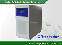 solar power pure sine wave drives three phase inverter for 380v 3phase