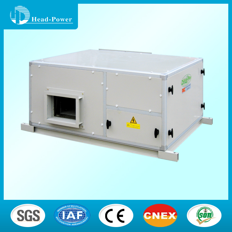 High Quality Airside Equipment Chilled Water Air Handling Unit