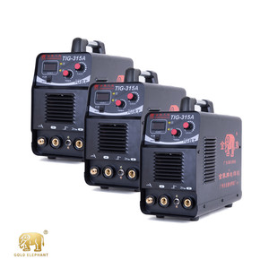 Golden elephant ac dc Inverter mma Pulse 3 in 1 TIG-315 ACDC Welding Machine