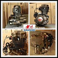 1 Cylinder 4 Stroke Water/Air Cooled Loncin 200cc Engine Parts