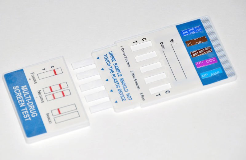 Drugs of Abuse Rapid Test kit