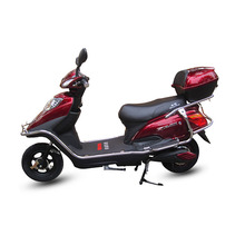 600W electric scooter/adult green city electric motorcycle for sale