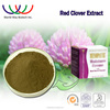 China supplier wholesale Estrogen-like action natural biochanins 40% Trifolium pratense L extract
