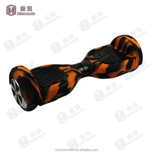 Shenzhen Factory Wholesale silicone case Self Balancing Scooter 2 Wheel Smart Balance, 6.5 Inch Hoverboard 2 Wheel Smart Balance