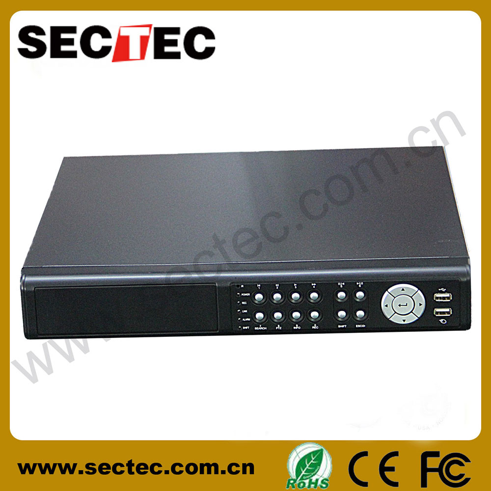 Famous products made in china 14CH CIF low cost dvr cctv camera