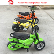 Fashion style attractive 250w electric kids motorcycle for fun