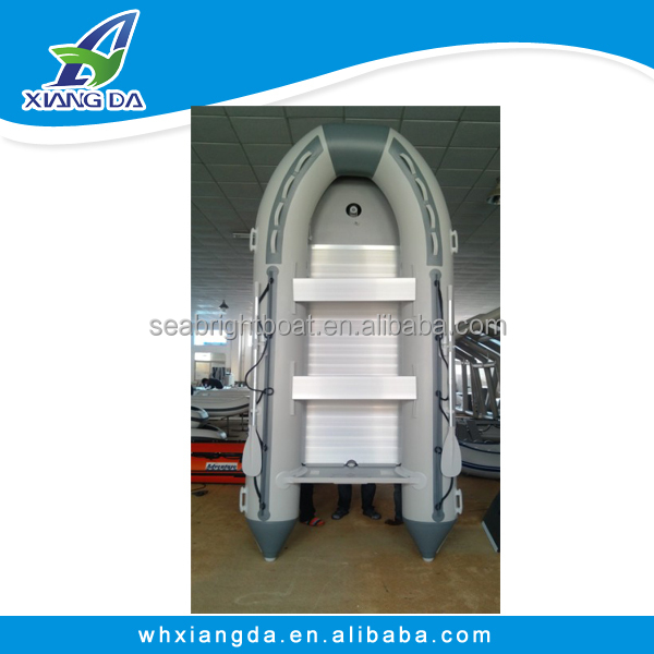 2015 CE Certificate China Factory High Quality Aluminum Dinghy Boat
