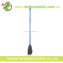 Factory good quality better plastic cotton cleaning head long handle household dust mop
