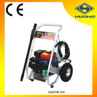 2015 CE cold water cleaning and gasoline high pressure washer cleaner /high pressure cleaner price